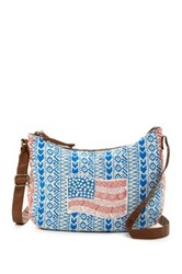 T Shirt And Jeans Flag Hobo Blue