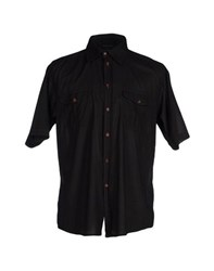 Hotel Shirts Shirts Men Black