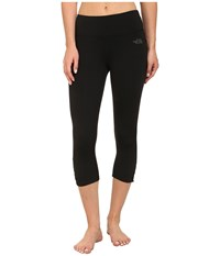 The North Face Motivation Crop Legging Tnf Black Women's Capri