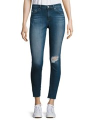 Ag Jeans Middi Knee Slit Ankle Five Years