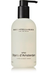 Marie Stella Maris Hand And Body Wash Objets D'amsterdam Colorless