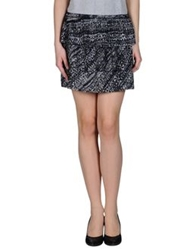 0051 Insight Mini Skirts Black