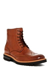 Kenneth Cole Click Ery Boot Brown