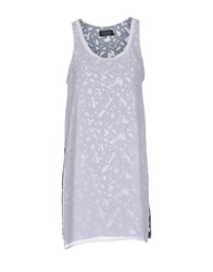Eleven Paris Short Dresses White