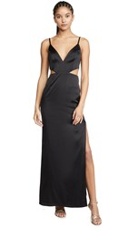 Fame And Partners The Andorra Dress Black