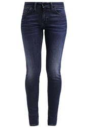 Marc O'polo Skara Slim Fit Jeans Deep Sea Wash Blue Denim