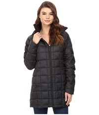 Burton Ak Long Baker Down Insulator Jacket Black Heather Women's Coat
