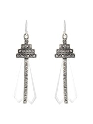 Lulu Frost Crystaline Earrings