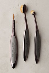 Anthropologie Artis Three Brush Set Carbon Set Of 3 Makeup