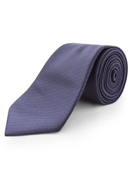 Limehaus Self Stripe Tie Navy