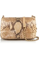 Jerome Dreyfuss Bobi Python Shoulder Bag