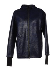 Avant Toi Jackets Dark Blue