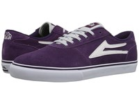 Lakai Manchester Purple Suede Men's Shoes