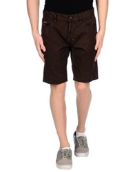 Sun 68 Bermudas Dark Brown