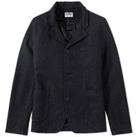 Edwin Prime Jacket Black