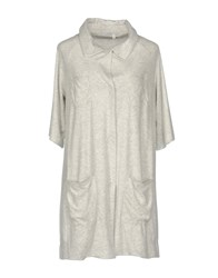 Grazia'lliani Robes Light Grey