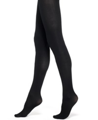 Berkshire Ribbed Tights Black