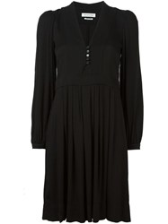 Etoile Isabel Marant A Toile 'Neil' Dress Black