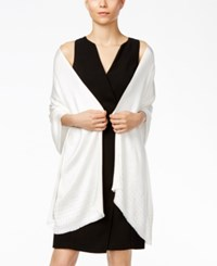 Inc International Concepts Gemstone Wrap Only At Macy's Ivory