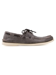 Osklen Deck Shoes Grey