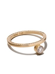 Sophie Bille Brahe 18Kt Yellow Gold Grand Yeux Diamond Ring Unavailable
