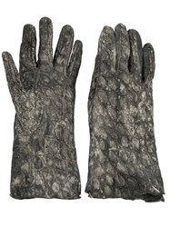 Isaac Sellam Experience 'Soudeur' Gloves Black