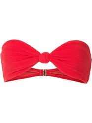Suboo Giselle Bandeau Red