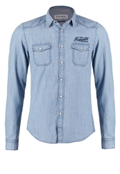 Kaporal Kory Shirt Denim Blue Blue Denim