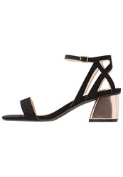 Miss Selfridge Clever Sandals Black