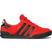 Adidas Originals Jeans Gtx Waterproof Suede Sneakers Red