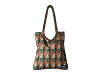 Kavu Market Bag Wild Buck Tote Handbags Blue