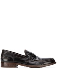 Moma Napoli Slip On Loafers 60