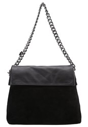 Karen Millen Tribeca Grand Across Body Bag Black