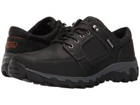 Rockport Cold Springs Plus Lace To Toe Black Men's Lace Up Casual Shoes