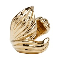 Givenchy Gold Eclipse Ring 710 Gold