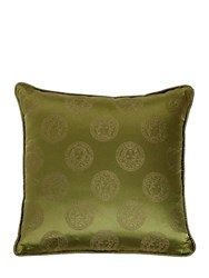 Versace I Heart Baroque Luxe Silk Accent Pillow