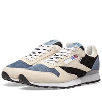 Reebok X Garbstore Classic Leather Brown