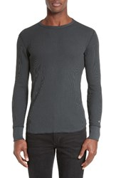 Rag And Bone Men's Standard Issue Long Sleeve Thermal T Shirt