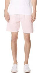 Obey Cypress Shorts Coral