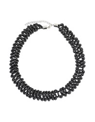 Jolie By Edward Spiers Necklaces Steel Grey