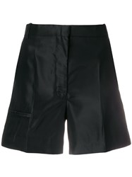 Ports 1961 Tailored Fitted Shorts Black