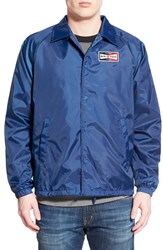 Men's Brixton 'Ramsey' Coated Coach Jacket