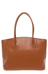 Lodis Audrey Under Lock And Key Milano Rfid Leather Tote Brown Toffee