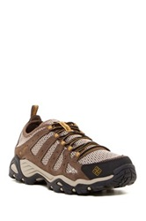 Columbia North Plains Vent Sneaker Brown
