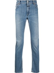 Closed High Rise Slim Fit Jeans 60