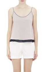 M.Patmos Layered Cami Top Red
