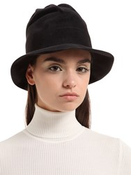 Scha Tall Fur Felt Hat