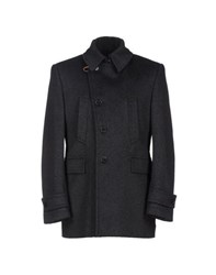 Baldessarini Coats And Jackets Coats Men Lead