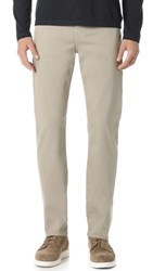 7 For All Mankind Luxe Sport Slimmy Jeans Light Khaki