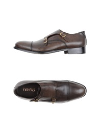 Alexander Hotto Moccasins Brown